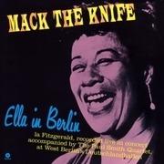 LP - Ella Fitzgerald - Mack The Knife - Ella In Berlin - 180gr
