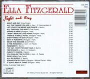 CD - Ella Fitzgerald - Night And Day