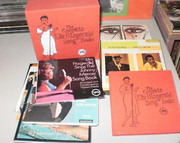 CD-Box - Ella Fitzgerald - The Complete Ella Fitzgerald Song Books - Digisleeves & Cardboard boxes in Cloth box
