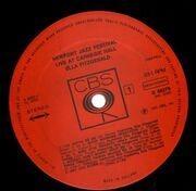 Double LP - Ella Fitzgerald - Newport Jazz Festival - Live At Carnegie Hall,  July 5, 1973