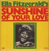 LP - Ella Fitzgerald - Sunshine Of Your Love