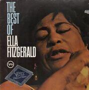 LP - Ella Fitzgerald - The Best Of Ella Fitzgerald