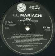12'' - El Mariachi - Cuba