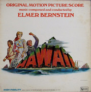 LP - Elmer Bernstein - Hawaii / Original Motion Picture Score - MR