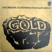 LP - Elmer Bernstein - Gold (Original Motion Picture Soundtrack)