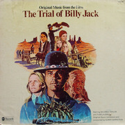 LP - Elmer Bernstein - The Trial Of Billy Jack