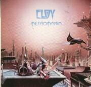 LP - Eloy - Metromania
