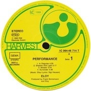 LP - Eloy - Performance