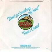 7inch Vinyl Single - Elton John , Kiki Dee - Don't Go Breaking My Heart - Picture Sleeve