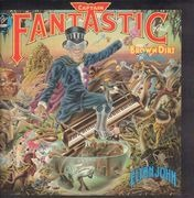 LP - Elton John - Captain Fantastic And The Brown Dirt Cowboy - + Poster + 2 Booklets