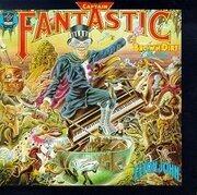 CD - Elton John - Captain Fantastic And The Brown Dirt Cowboy