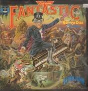 LP - Elton John - Captain Fantastic And The Brown Dirt Cowboy