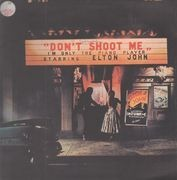 LP - Elton John - Don't Shoot Me I'm Only The Piano Player - w BOOKLET