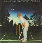 LP - Elton John - Greatest Hits Volume II - booklet