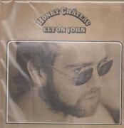 LP - Elton John - Honky Chateau - orig 1st us press