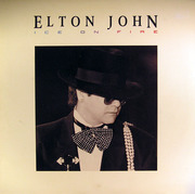 LP - Elton John - Ice On Fire