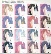 LP - Elton John - Leather Jackets