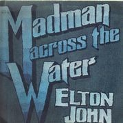 LP - Elton John - Madman Across The Water - Textured Gatefold Sleeve