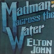 LP - Elton John - Madman Across The Water