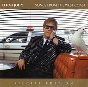 Double CD - Elton John - Songs From The West Coast - Special Edition