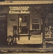 LP - Elton John - Tumbleweed Connection - Textured Gatefold