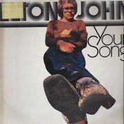 LP - Elton John - Your Song