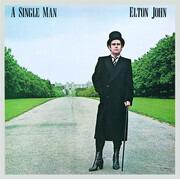 LP - Elton John - A Single Man - Gatefold