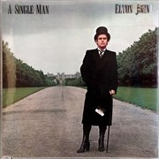 LP - Elton John - A Single Man - Gatefold sleeve