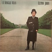 LP - Elton John - A Single Man - Pinckneyville Press, Gatefold