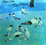 CD - Elton John - Blue Moves