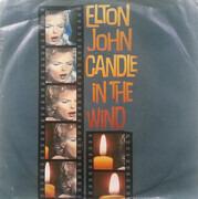 7inch Vinyl Single - Elton John - Candle In The Wind