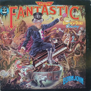 LP - Elton John - Captain Fantastic And The Brown Dirt Cowboy
