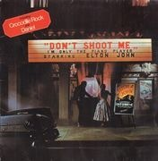 LP - Elton John - Don't Shoot Me I'm Only The Piano Player