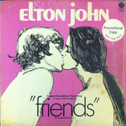LP - Elton John - Friends