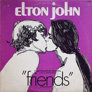 LP - Elton John - Friends