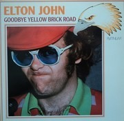 LP - Elton John - Goodbye Yellow Brick Road