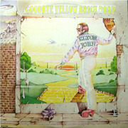Double LP - Elton John - Goodbye Yellow Brick Road - Gatefold