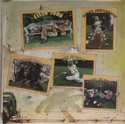 Double LP - Elton John - Goodbye Yellow Brick Road - still sealed, ltd. 180g edition
