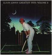 LP - Elton John - Greatest Hits Volume II