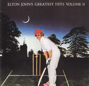 CD - Elton John - Greatest Hits Volume II