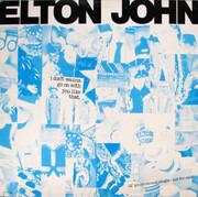 12inch Vinyl Single - Elton John - I Don't Wanna Go On With You Like That