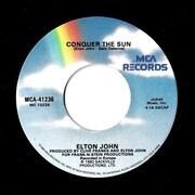 7inch Vinyl Single - Elton John - Little Jeannie
