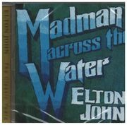 CD - Elton John - Madman Across The Water