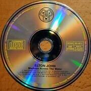 CD - Elton John - Madman Across The Water
