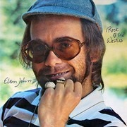 LP - Elton John - Rock Of The Westies