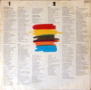 LP - Elton John - Too Low For Zero - Die-Cut Sleeve
