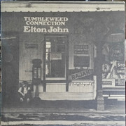 LP - Elton John - Tumbleweed Connection - Gatefold