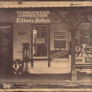 LP - Elton John - Tumbleweed Connection