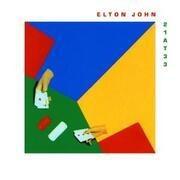 CD - Elton John - 21 AT 33
