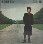 LP - Elton John - A Single Man - Gatefold